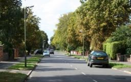 The Avenue - Sunbury-on-Thames