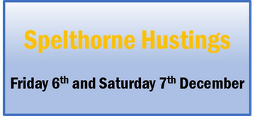 Hustings logo 6th & 7th Dec