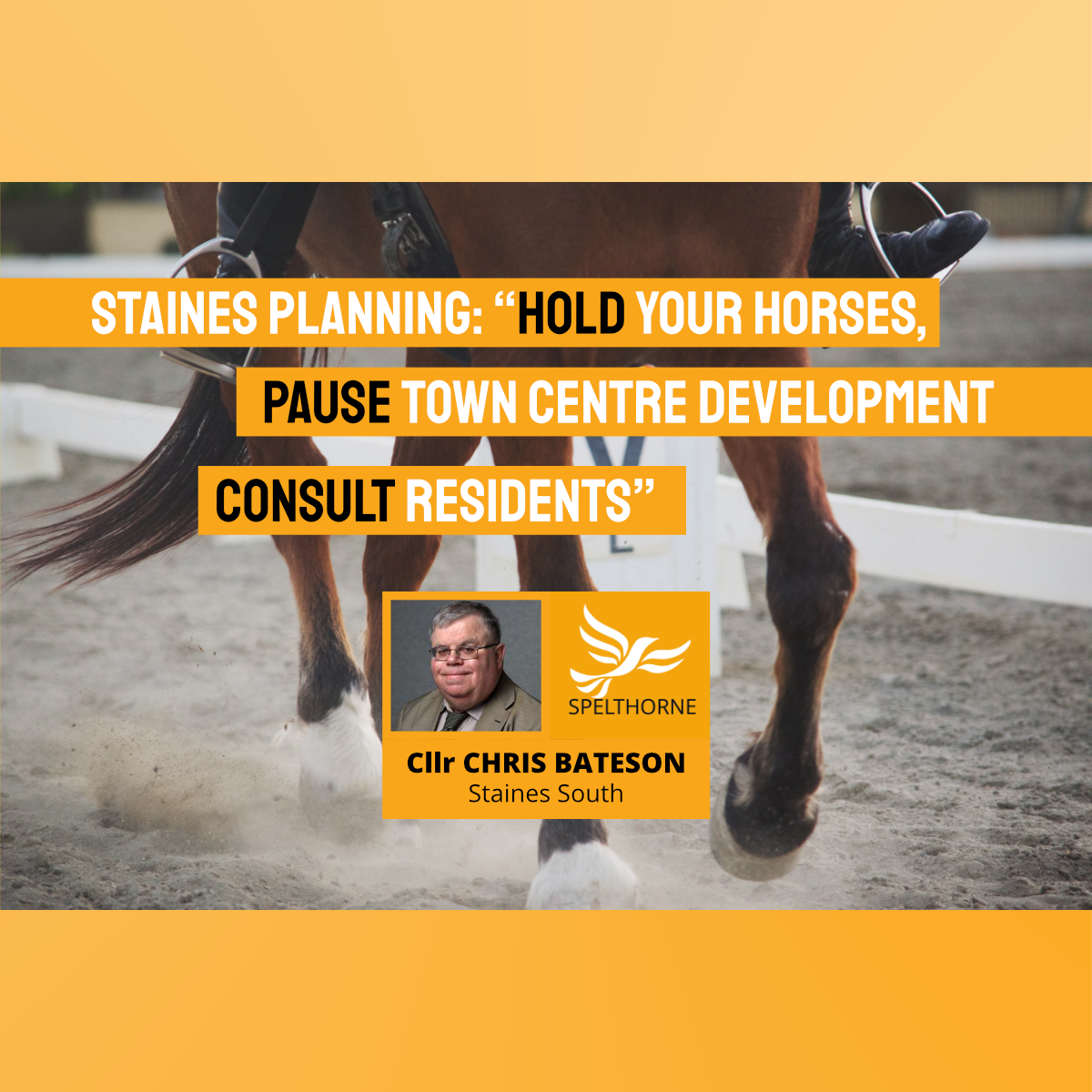 Spelthorne Liberal Democrats Staines Plan Motion to Council (Spelthorne Liberal Democrats)