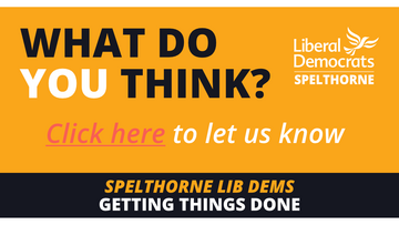 Spelthorne Liberal Democrats Send Us Your Views (Spelthorne Liberal Democrats)